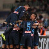 RILEGGI IL LIVE – Champions League: Napoli-Feyenoord 3-1, a segno il tridente delle meraviglie. Nel finale per gli ospiti realizza Amrabat