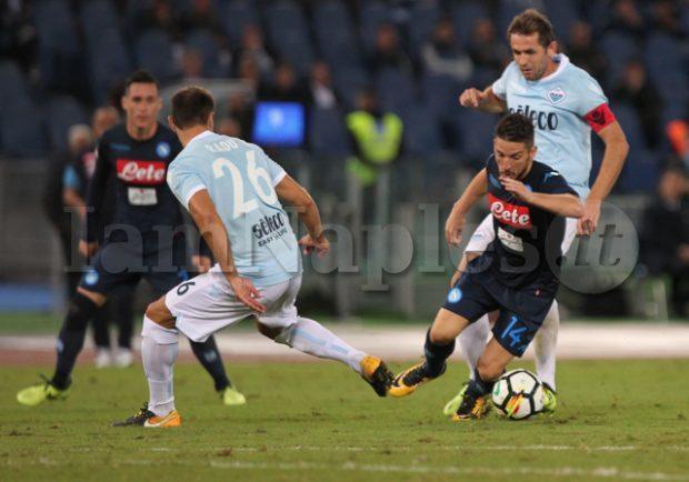 """VIDEO -SSC Napoli sul goal di Mertens: """"Credete ai vostri occhi, l'ha fatto davvero!"""""""
