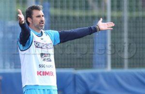 """Saurini: """"E' stata una partita strana, a noi il pallino del gioco, a loro i gol. Errori imperdonabili in difesa"""""""
