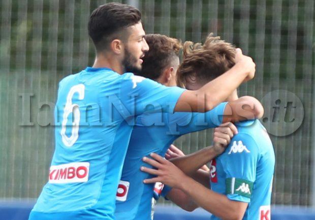 VIDEO IAMNAPLES.IT – Under 17 A e B, Napoli-Perugia 1-1: gli highlights del match