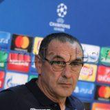 """VIDEO – Manchester City-Napoli, Sarri: """"Proveremo a fare risultato contro una grande squadra devastante"""". Hamsik: """"Entusiasta di poter ritornare qui"""""""
