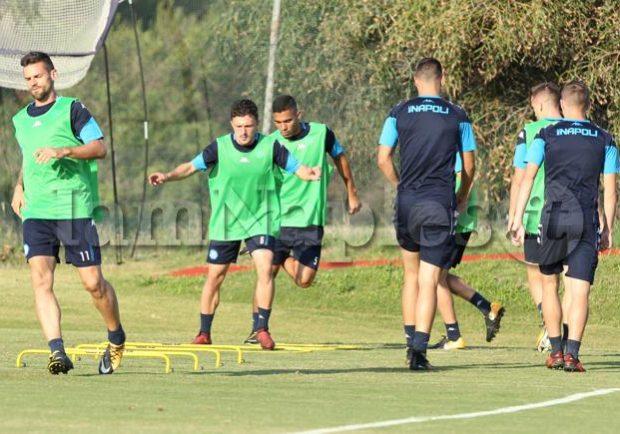Napoli, lunedì di riposo per gli azzurri: domani la ripresa degli allenamenti a Castelvolturno