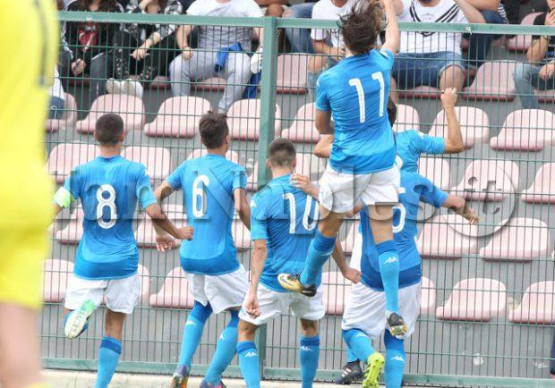 PHOTOGALLERY – Youth League, Napoli-Feyenoord 2-2: le foto esclusive di IamNaples.it