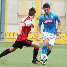 Arezzo-Albissola 2-0: Persano e Sala trascinano i padroni di casa. L'azzurro Basit resta in panchina, Russo in campo per tutta la gara