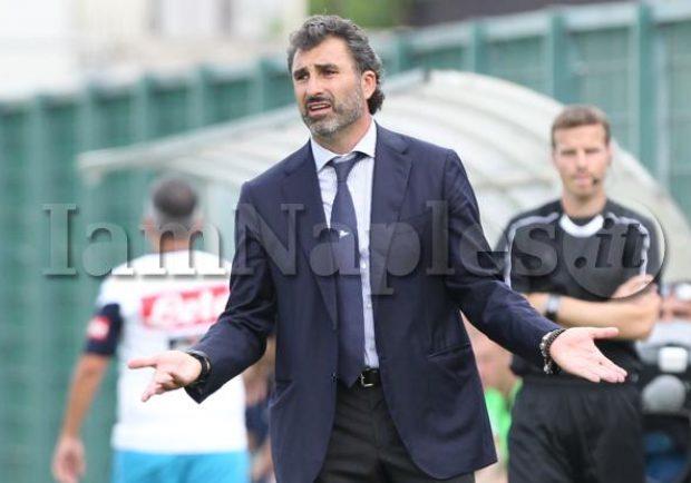 """Saurini: """"Gaetano l'ho preso in fasce, ha grande personalità e può giocare in tutti i ruoli di centrocampo e attacco"""""""