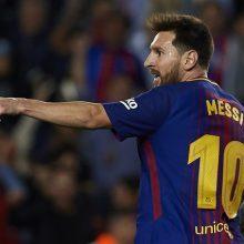 Liga, Barcellona-Granada 1-0: gara decisa da Messi