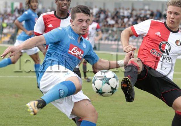 Alessandria-Albissola 2-0: buona prestazione per l'azzurro Russo