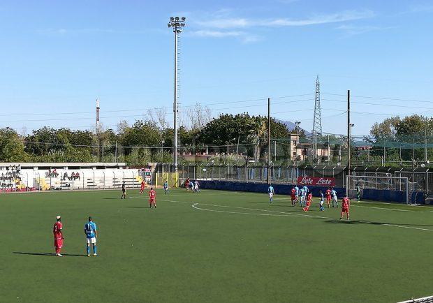Under 16, Napoli-Perugia 6-0: le pagelle di IamNaples.it
