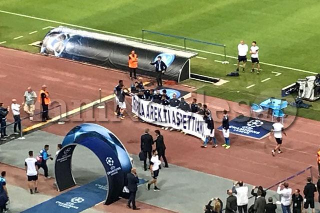 Napoli-Feyenoord, Formazioni Ufficiali: Albiol in Tribuna, gioca Maksimovic