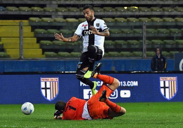 Perugia-Parma: Roberto Insigne in panchina, l'ex azzurro Dezi titolare dal 1′