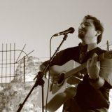"""La Reggia di Caserta è """"Il posto giusto"""" per il cantautore Saverio D' Andrea"""