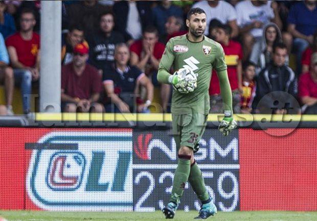 """Torino, Sirigu: """"Stiamo in un momento positivo, ma non basta"""""""