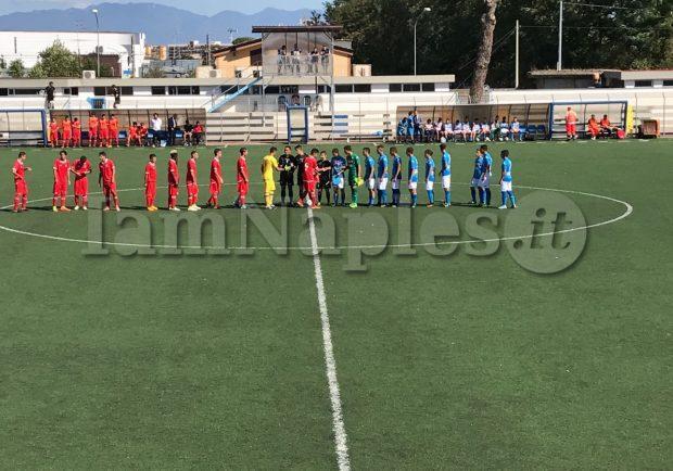 RILEGGI LIVE – Under 16, Crotone-Napoli 0-4: terza vittoria per gli azzurrini
