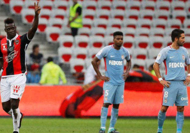 L'angolo della Ligue 1: Balotelli trascina il Nizza, i rossoneri risorgono e rifilano un inatteso poker al Monaco