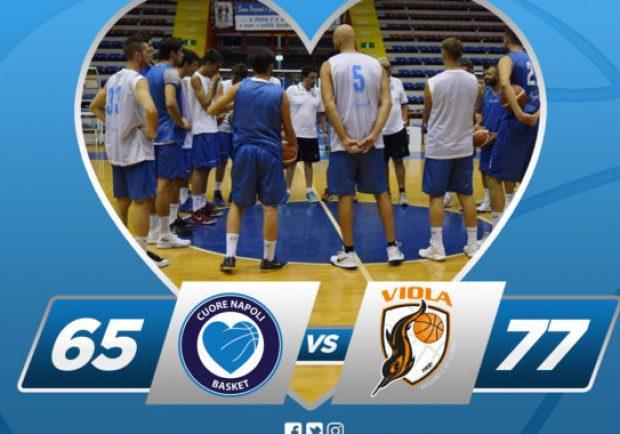 2° Trofeo Ninì Ardito, cade il Cuore Napoli Basket: la finale sarà Reggio Calabria-Brindisi
