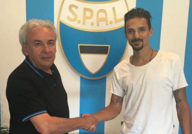 """Felipe: """"La Spal può contare su una difesa con tanti giocatori interessanti. Vicari? Ha uno splendido futuro"""""""
