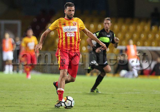"""Benevento, Iemmello: """"Siamo in crescita, con l'Hellas sarà fondamentale"""""""