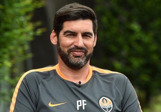 """RILEGGI IL LIVE – Shakhtar, Fonseca in conferenza: """"Sarri è il miglior allenatore italiano, Napoli e City favorite per gli ottavi"""""""