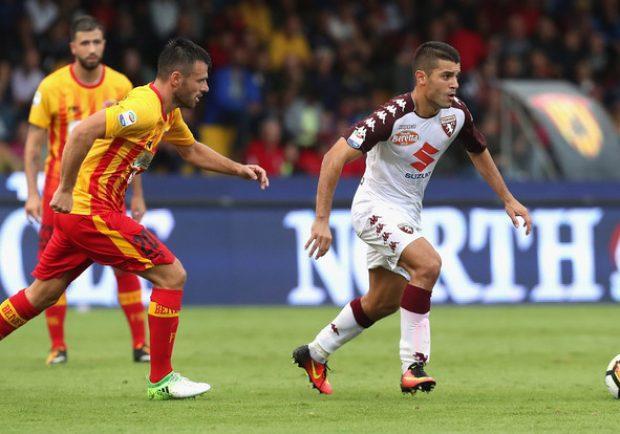 """Benevento, Memushaj: """"Il Napoli gioca forse il miglior calcio al mondo. Andremo al San Paolo per giocarcela"""""""