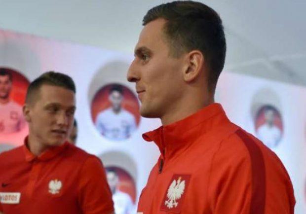 Polonia-Colombia, le formazioni ufficiali. Out Milik, Zielinski titolare