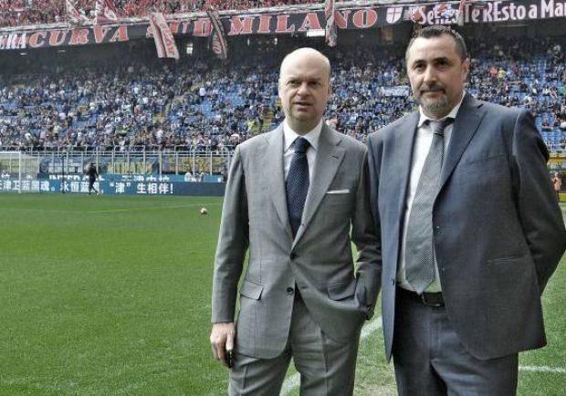 """Milan, Mirabelli: """"Ancelotti? Crediamo in Montella, ce lo teniamo stretto"""""""
