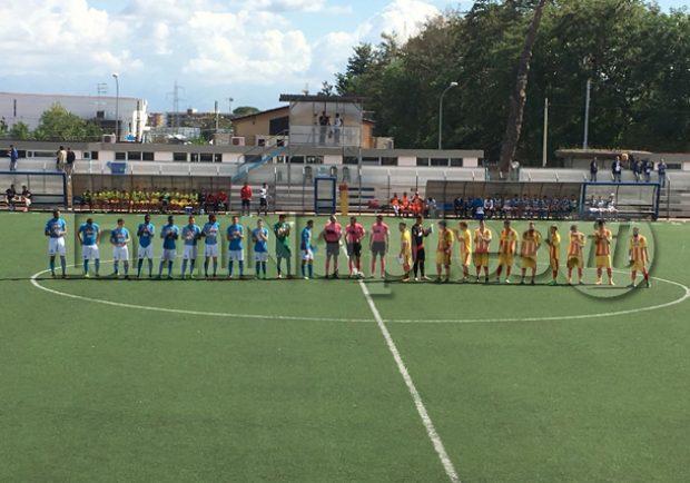RILEGGI IL LIVE – Tim Cup Primavera, Napoli-Benevento 3-4 (16′ Basit, Rig. 41′, 86′ Pinto, 47′ Zerbin, 54′, 77′ Brignola, 79′ Marie Sainte)