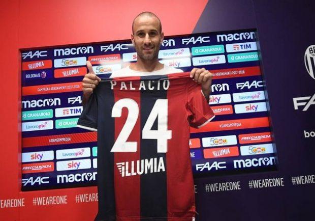 """Premium, Palacio: """"Abbiamo disputato un grande primo tempo, ma la partita non è finita"""""""