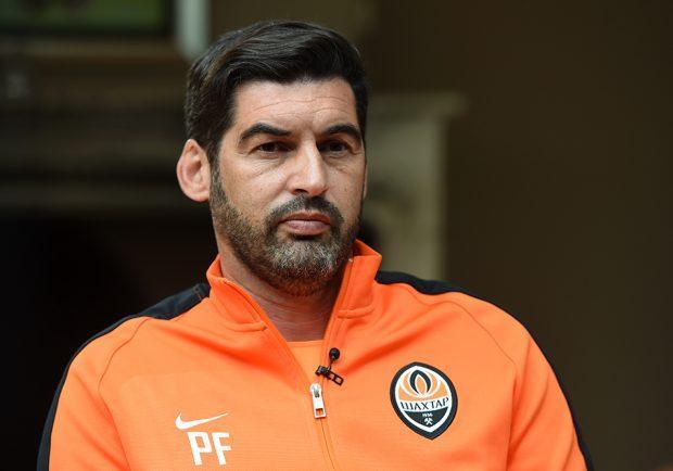 """Shakhtar Donetsk, il tecnico Fonseca: """"Niente turnover prima del Napoli, la nostra priorità…"""""""