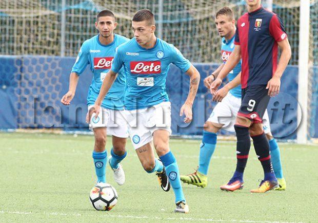 VIDEO – Youth League, il Napoli in vantaggio a Kharkiv contro lo Shakhtar: che perla di Gaetano