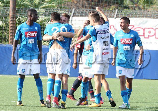 PHOTOGALLERY – Primavera: Napoli-Genoa 2-1, prima vittoria stagionale per gli azzurrini
