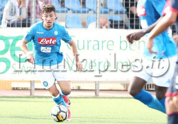GRAFICO – Youth League, Shakhtar Donetsk-Napoli: Palmieri guiderà l'attacco in Ucraina