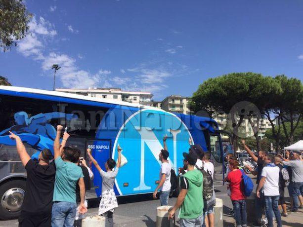 GRAFICO - Lazio-Napoli, Sarri non cambia, all'Olimpico con i titolarissimi