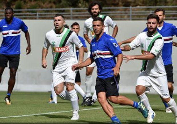 """Sampdoria, Zapata: """"Abbiamo meritato di vincere, è importante giocare sempre da squadra"""""""