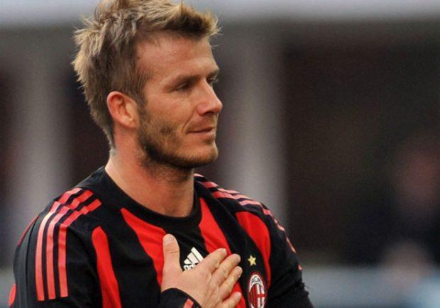 """Beckham: """"Milan? Ho amato tutto l'ambiente. I grandi club italiani stanno tornando al top"""""""