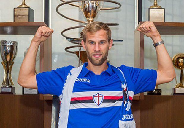 """Sampdoria, Strinic: """"Sto meglio che a Napoli, qui gioco con regolarità. Contento di aver riconquistato la Nazionale"""""""
