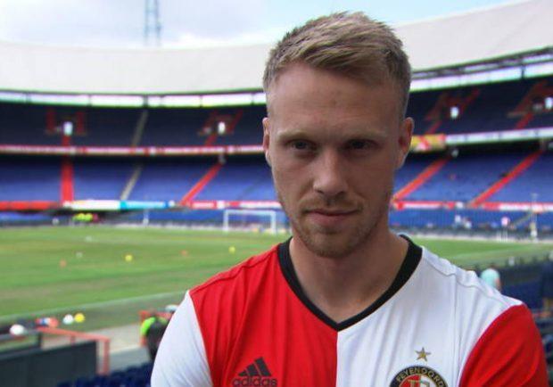 Feyenoord, infortunio per Jørgensen. Il bomber salterà il City