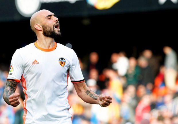 Marca – Valencia, infortunio per Zaza
