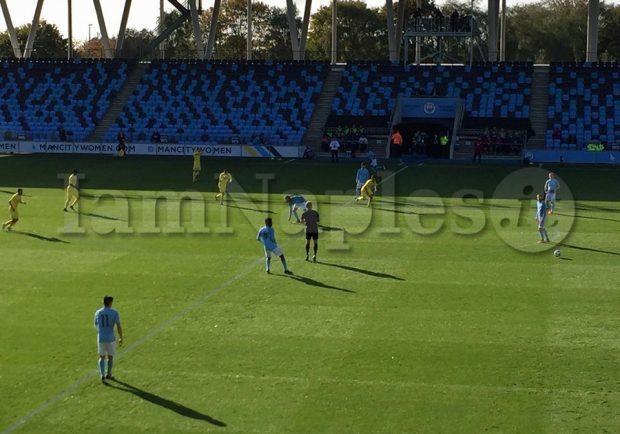 RILEGGI IL LIVE – Youth League: Manchester City-Napoli 3-1, gli azzurri cadono con onore in Inghilterra. Citizens a punteggio pieno nel girone
