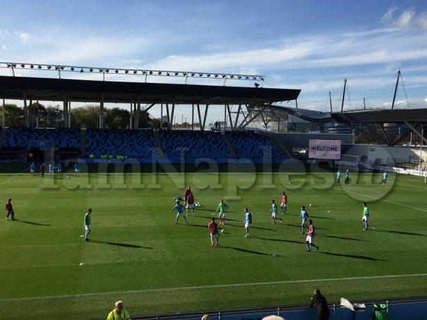 Youth League/ Manchester City-Napoli alle ore 16