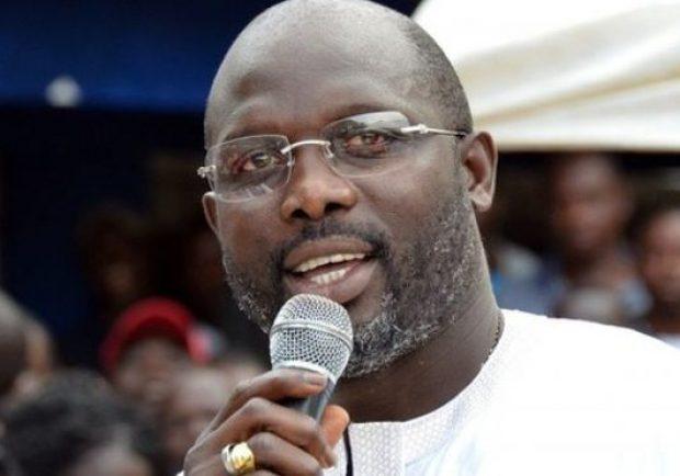 Milan, Weah diventa il Presidente della Liberia