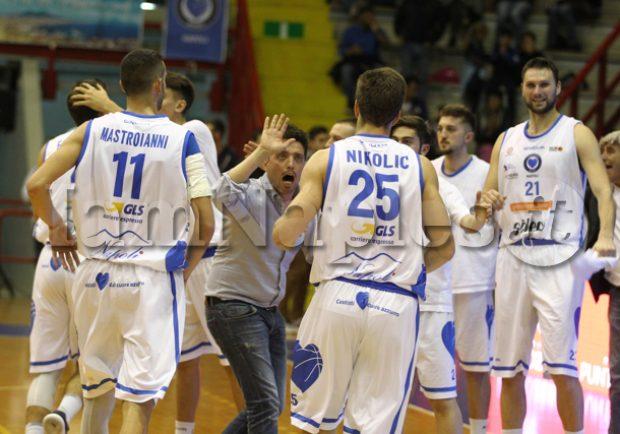 Ufficiale – Cuore Napoli Basket, il derby con Scafati in diretta su Sportitalia