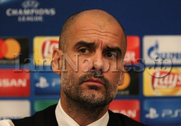 """Guardiola: """"Troppe partite ravvicinate: i giocatori non riescono a recuperare"""""""