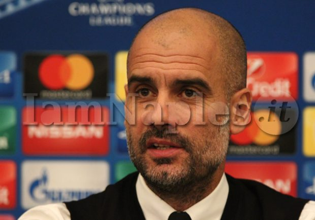 """Manchester City, Guardiola in conferenza: """"Non c'è il rischio di sottovalutare il Feyenoord, se accadesse i calciatori se la vedrebbero con me…"""""""