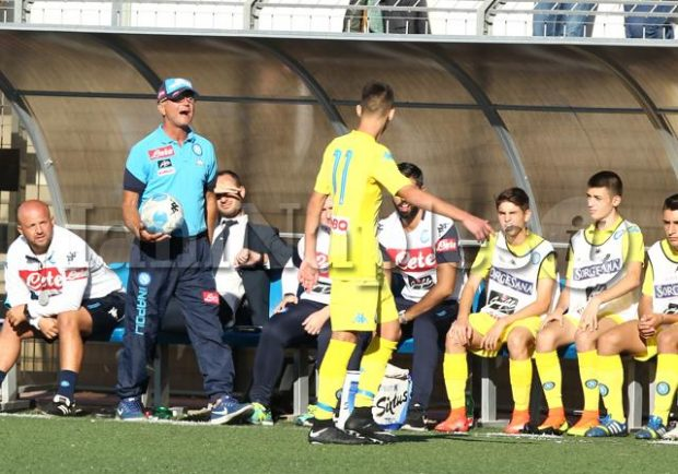 RILEGGI LIVE – Under 15 A e B, Palermo-Napoli 1-3 (28'st Larabillò – 7′,10'st De Simone, 21'st Umile rig.): azzurrini in vetta
