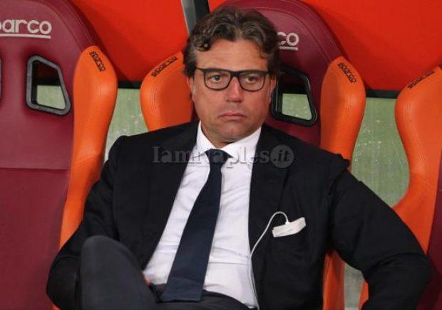 TMW – Giuntoli rifiuta il rinnovo con il Napoli: ipotesi Milan per il dirigente