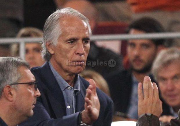 """Coni, Malagò: """"Darei ragione al Napoli, ma non possono fare loro le regole"""""""