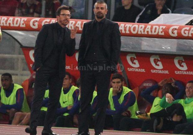 """Roma, Di Francesco: """"Con la Juve alla ricerca di un risultato positivo. Nostri numeri importanti, vogliamo continuare così"""""""