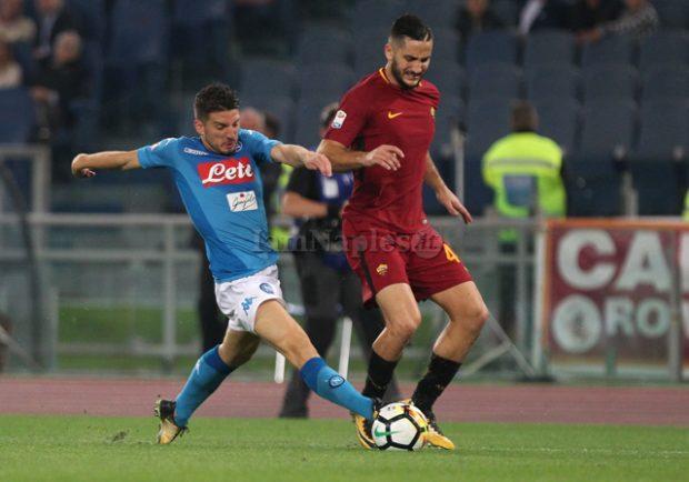"""Alvino sicuro: """"Manolas sarà del Napoli. Alla Roma va Diawara"""""""