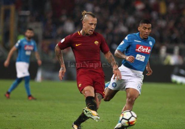 Gazzetta – Roma, può scoppiare la grana Nainggolan: il Guangzhou di Cannavaro alla finestra…
