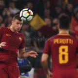 Roma-Udinese finisce 1-0: Dzeko regala la seconda vittoria di fila ai giallorossi